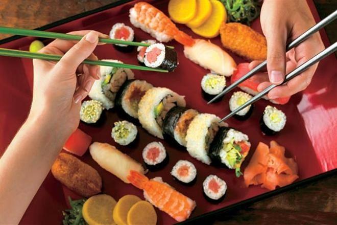 Ах, эта японская кухня!