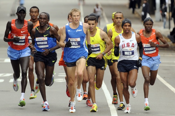 Питание перед марафоном