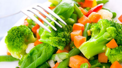 Варим овощи правильно