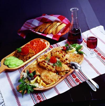 В ритме чардаша – венгерская кухня