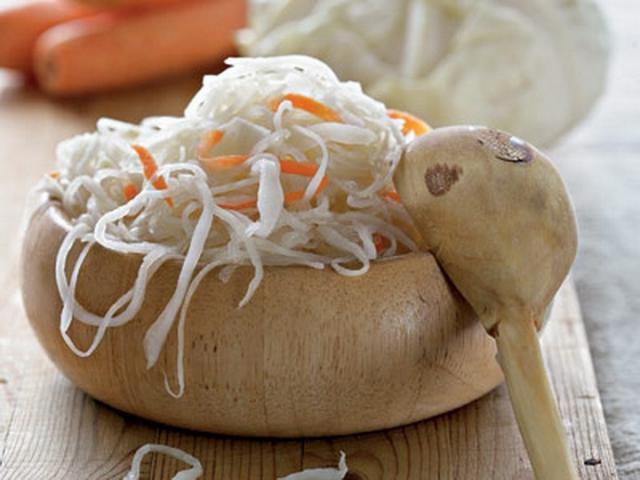 Квашеная капуста – основа мироздания русской кухни