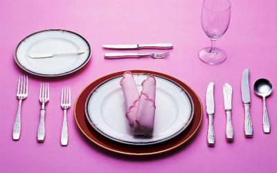 Едим в ресторане? Нужны хорошие манеры