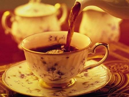 Чайный церемониал