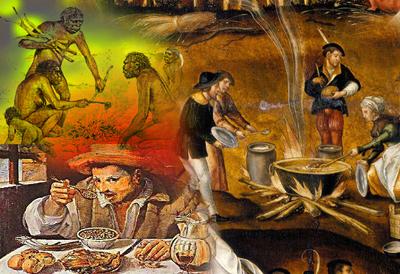 Историческая кулинария - что ели до того, как…