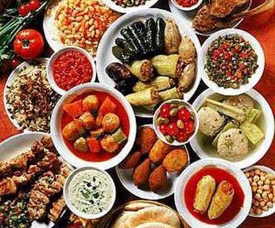 Особенности национальной кухни – взгляд со  стороны