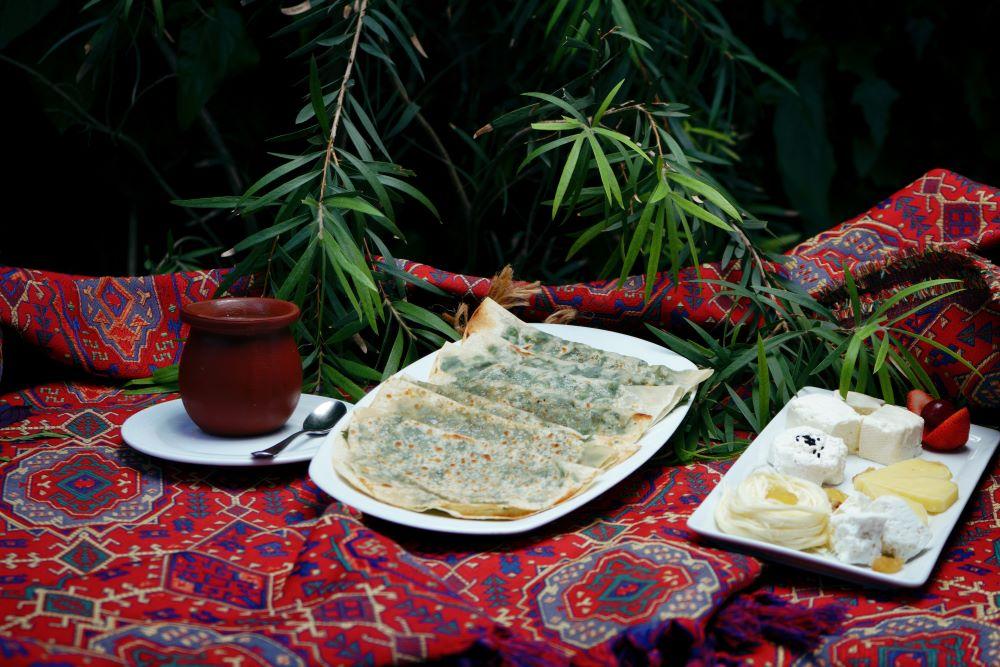 Выпечка в азербайджанской кухне