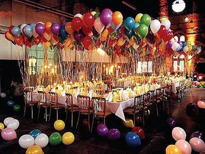 Банкет на день рождения в ресторане Бакинский Бульвар
