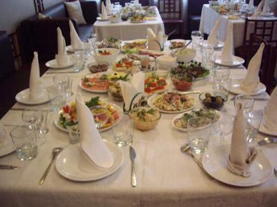 Поминки в ресторане Бакинский Бульвар