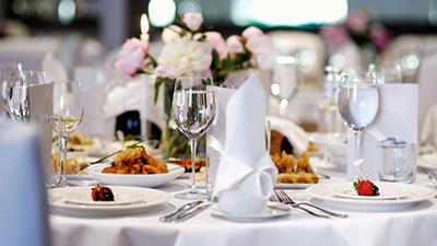 Заказать свадебный банкет
